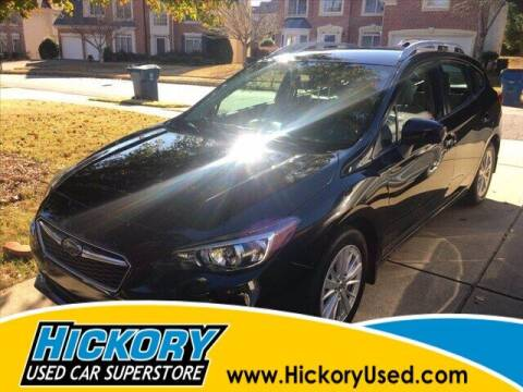 2018 Subaru Impreza for sale at Hickory Used Car Superstore in Hickory NC