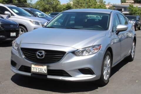2016 Mazda MAZDA6 for sale at Mag Motor Company in Walnut Creek CA