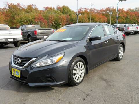 2017 Nissan Altima for sale at Low Cost Cars North in Whitehall OH