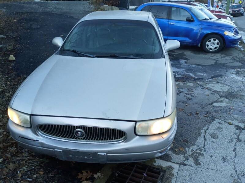 2004 Buick LeSabre for sale at Family Auto Center in Waterbury CT
