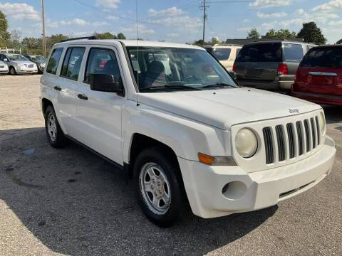 2008 Jeep Patriot for sale at Autocom, LLC in Clayton NC