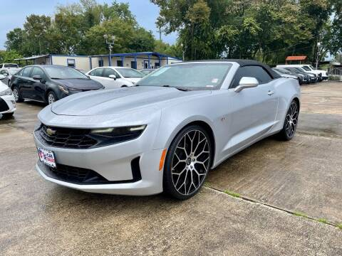 2019 Chevrolet Camaro for sale at USA Car Sales in Houston TX