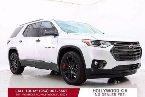 2021 Chevrolet Traverse for sale at JumboAutoGroup.com in Hollywood FL