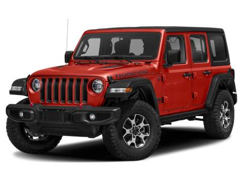 2021 Jeep Wrangler Unlimited for sale at West Motor Company in Preston ID