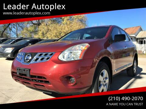 2013 Nissan Rogue for sale at Leader Autoplex in San Antonio TX
