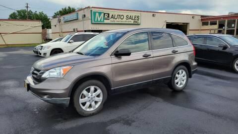 2011 Honda CR-V for sale at MR Auto Sales Inc. in Eastlake OH