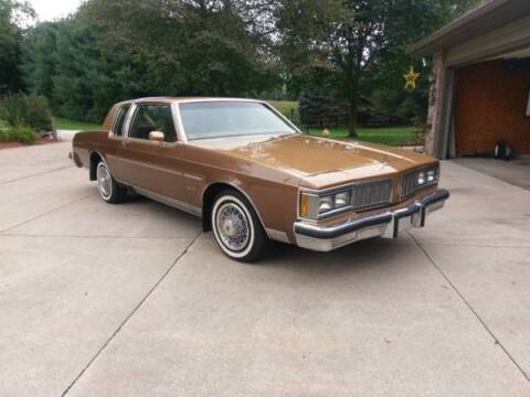 1980 Oldsmobile Delta Eighty-Eight for sale at Classic Car Deals in Cadillac MI