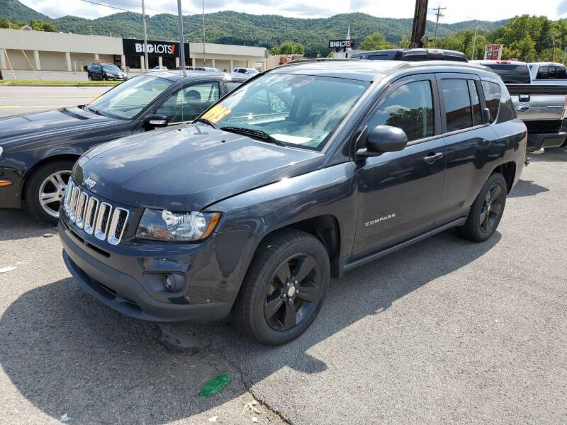2015 Jeep Compass for sale at Ellis Auto Sales and Service in Middlesboro KY