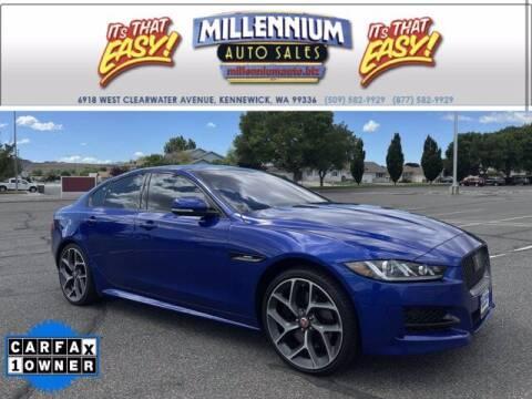 2017 Jaguar XE for sale at Millennium Auto Sales in Kennewick WA