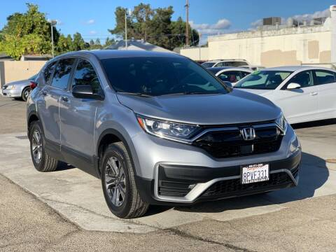 2020 Honda CR-V for sale at H & K Auto Sales & Leasing in San Jose CA