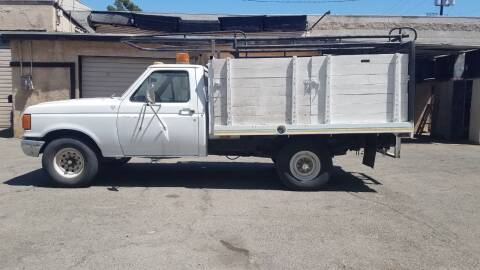 1987 Ford F-350 for sale at Vehicle Center in Rosemead CA
