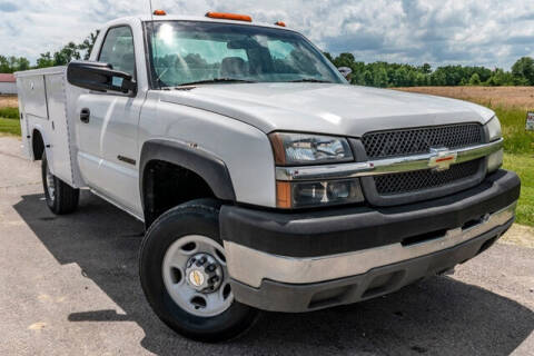 2003 Chevrolet Silverado 2500HD for sale at Fruendly Auto Source in Moscow Mills MO