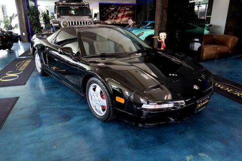 1991 Acura NSX for sale at OC Autosource in Costa Mesa CA