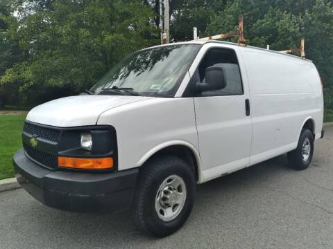 2010 Chevrolet Express Cargo for sale at Jan Auto Sales LLC in Parsippany NJ