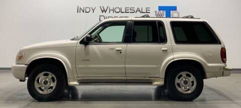 2000 Ford Explorer for sale at Indy Wholesale Direct in Carmel IN