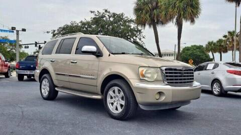 2008 Chrysler Aspen for sale at Select Autos Inc in Fort Pierce FL
