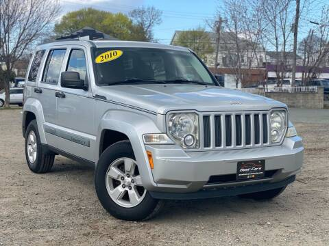 2010 Jeep Liberty for sale at Best Cars Auto Sales in Everett MA