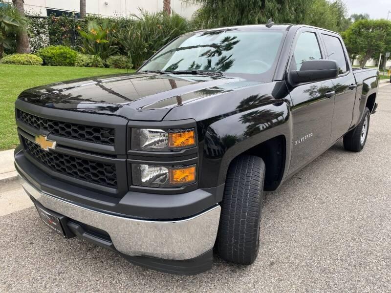 2014 Chevrolet Silverado 1500 for sale at Donada  Group Inc in Arleta CA