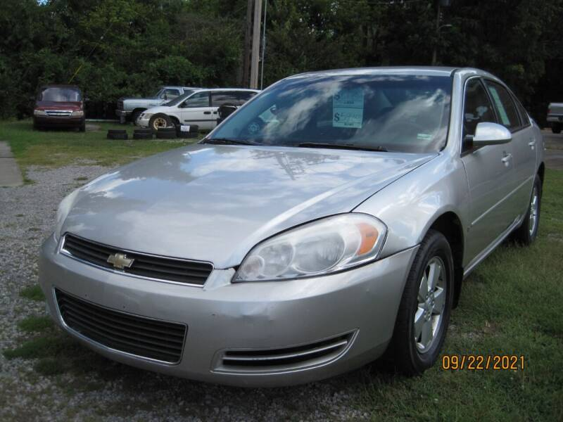 2008 Chevrolet Impala for sale at Lang Motor Company in Cape Girardeau MO