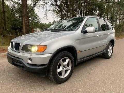 2003 BMW X5 for sale at Next Autogas Auto Sales in Jacksonville FL
