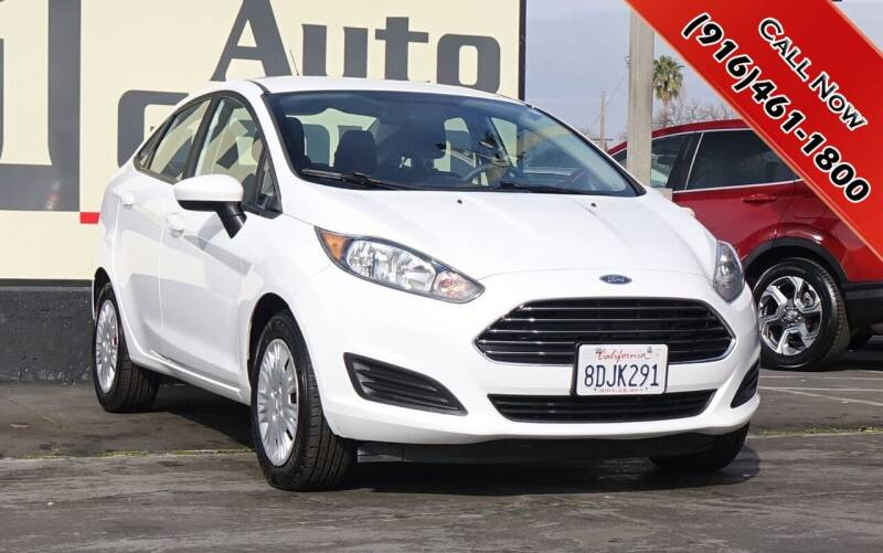 2016 Ford Fiesta for sale at H1 Auto Group in Sacramento CA