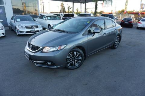 2013 Honda Civic for sale at Industry Motors in Sacramento CA