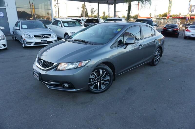 2013 Honda Civic for sale at Industry Motors in Sacramento CA