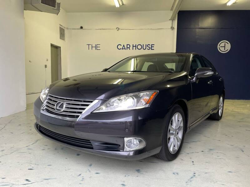 2010 Lexus ES 350 for sale at The Car House of Garfield in Garfield NJ