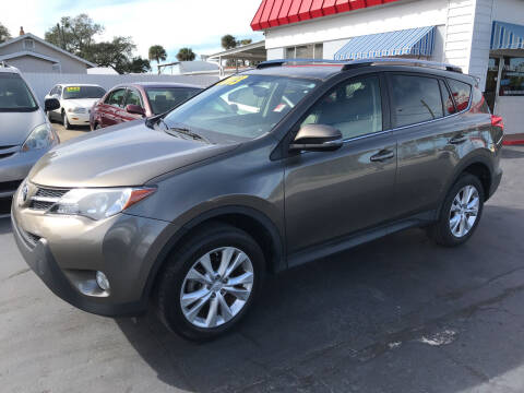 2013 Toyota RAV4 for sale at Riviera Auto Sales South in Daytona Beach FL