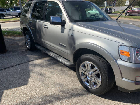 2008 Ford Explorer for sale at Sonny Gerber Auto Sales 4519 Cuming St. in Omaha NE