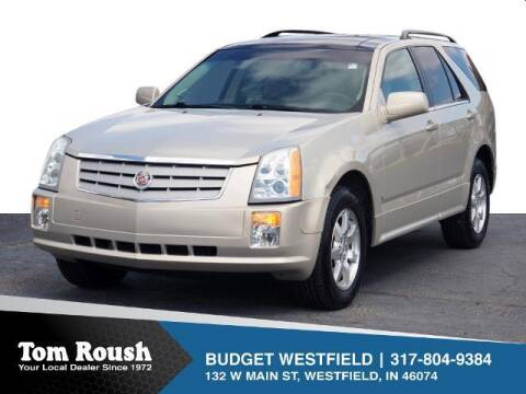 2008 Cadillac SRX for sale at Tom Roush Budget Westfield in Westfield IN