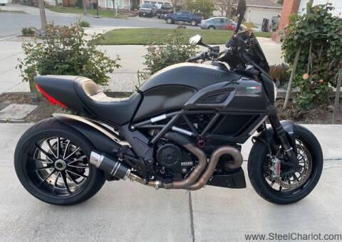 2017 Ducati Diavel for sale at Steel Chariot in San Jose CA