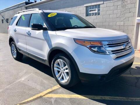 2013 Ford Explorer for sale at Richardson Sales & Service in Highland IN
