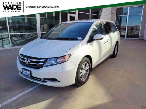 2016 Honda Odyssey for sale at Stephen Wade Pre-Owned Supercenter in Saint George UT