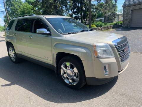 2011 GMC Terrain for sale at Via Roma Auto Sales in Columbus OH