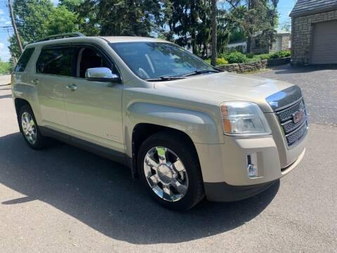 2011 GMC Terrain for sale at Via Roma Auto Sales in Columbus OH