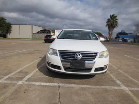 2008 Volkswagen Passat for sale at MOTORS OF TEXAS in Houston TX
