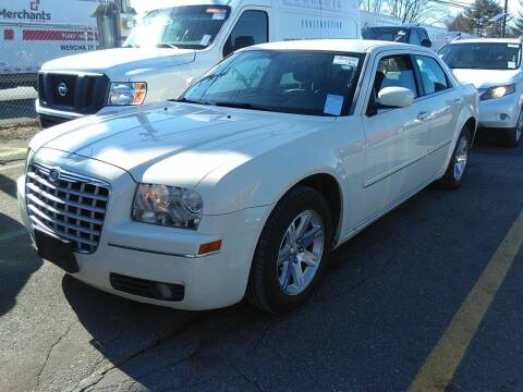 2005 Chrysler 300 for sale at GLOBAL MOTOR GROUP in Newark NJ