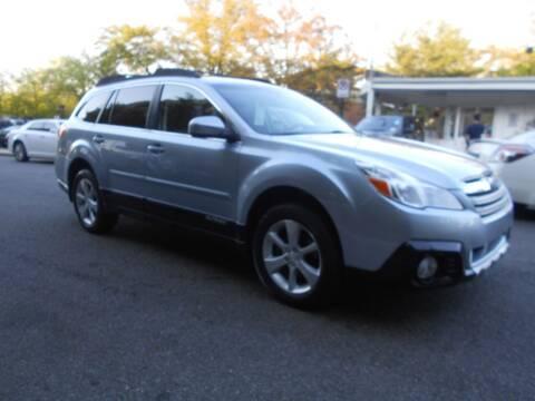 2013 Subaru Outback for sale at H & R Auto in Arlington VA