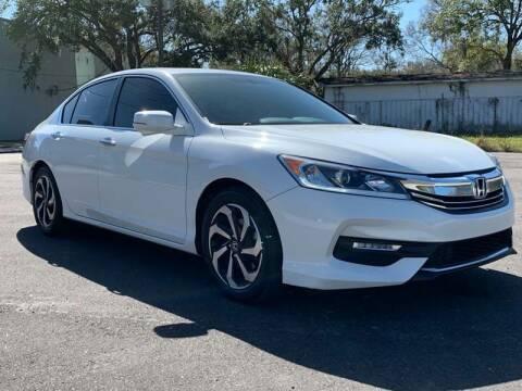 2016 Honda Accord for sale at Consumer Auto Credit in Tampa FL