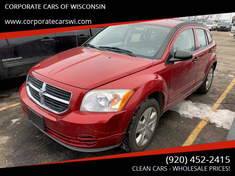 2007 Dodge Caliber for sale at CORPORATE CARS OF WISCONSIN - DAVES AUTO SALES OF SHEBOYGAN in Sheboygan WI
