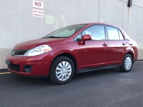 2011 Nissan Versa for sale at International Auto Sales in Hasbrouck Heights NJ