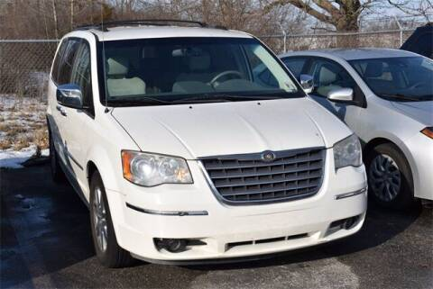 2008 Chrysler Town and Country for sale at BOB ROHRMAN FORT WAYNE TOYOTA in Fort Wayne IN