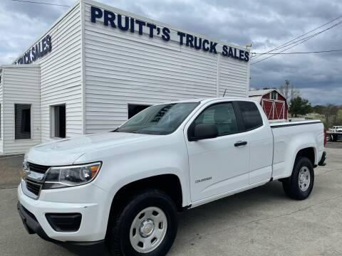2019 Chevrolet Colorado for sale at Pruitt's Truck Sales in Marietta GA