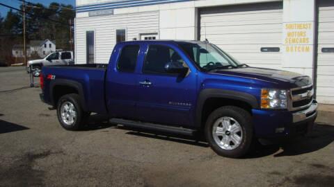 2011 Chevrolet Silverado 1500 for sale at Southeast Motors INC in Middleboro MA