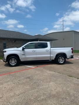 2019 Chevrolet Silverado 1500 for sale at BARROW MOTORS in Caddo Mills TX