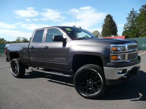 2015 Chevrolet Silverado 1500 for sale at Shamrock Motors in East Windsor CT