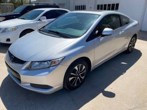 2013 Honda Civic for sale at Car Solutions llc in Augusta KS