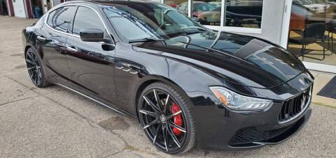 2015 Maserati Ghibli for sale at Extreme Auto Sales LLC. in Wautoma WI