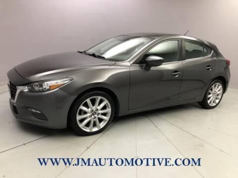 2017 Mazda MAZDA3 for sale at J & M Automotive in Naugatuck CT